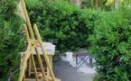Le Symposium International de peinture Paul Ricard fête ses 10 ans sur l'île de Bendor du 8 au 13 juillet 2019