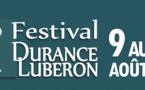 Festival Durance Luberon, Ensemble « Le Jardin des Dames » (24/8/19)