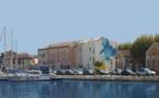 Un tableau monumental et poétique de Guillaume Bottazzi à Martigues, la Venise provençale, inscrit aux Journées Européennes du Patrimoine