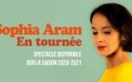 """Sophia Aram en tournée. """"En matière de violence faites aux femmes mais aussi de sexisme, le sujet reste entier"""""""