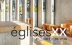Parution du livre Eglises XXe du diocèse de Lyon, Éditions Lieux Dits