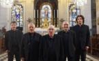 Le Chœur de Sartène et 350 écoliers en concert le vendredi 27 septembre  à 14h15 à Collégiale St Julien de Tournon (07)