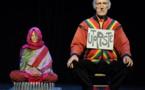 La Piste de l'Utopiste, de et avec Rufus. Premières au Théâtre Toursky et le 11 octobre 2019 à 20 heures au Théâtre du Balcon, Avignon