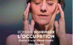 L'Occupation, d'après le texte d'Annie Ernaux, avec Annie Ernaux, Pierre Pradinas, Romane Bohringer. Théâtre du Jeu de Paume, Aix en Provence, du 10 au 12/10/19