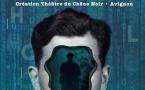 Le Horla, d'après Guy de Maupassant, du 21 novembre au 1er décembre 2019, théâtre du Chêne Noir, Avignon