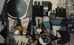 Claude Venard, peinture, du 30 novembre 2019 au 18 janvier 2020, Galerie Michel Estades, Lyon