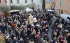 Marché aux Truffes de Saint-Paul-les-Trois-Châteaux, Drôme, du 15 décembre 2019 à la mi-mars 2020