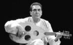 Salim Fergani sublime le  chant Andalou au Théâtre Toursky, Marseille, le samedi 28 décembre 2019