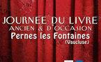 10e Journée du Livre Ancien et d'Occasion de Pernes les Fontaines, jeudi 17 mai 2012
