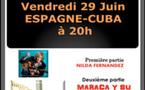 Festival Latino de A à Z , Falicon, le 29 Juin 2012