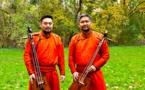 Cinq concerts  de chant Mongol par Nasanjargal  & Naranbaatar du 14 au 16/2 à Tain l'Hermitage, Colombier le Vieux, Tournon, Davézieux,