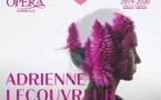 Adrienne Lecouvreur, de Francesco Cilea, à l'Opéra de Marseille, du 24 au 31 mars 2020