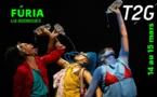 FÚRIA Lia Rodrigues au Théâtre de Gennevilliers les 14et 15 mars 2020