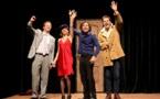 Théâtre Jacques Bodoin, Tournon. « Les Bourgeois », deux pièces courtes de Georges Feydeau, jeudi 19 mars 2020