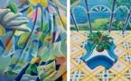 « Marion Charlet - David Hockney, de la couleur avant toute chose » à la chapelle de la Visitation de Thonon-Les-Bains, exposition du 26 juin 26 septembre 2020