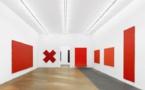 MAMCO Genève, Olivier Mosset, Collection Yoon-ja & Paul Devautour, Traces d'articulations de Franz Mon