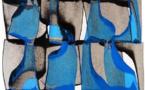 « Mouvances » exposition d'Hélène Courset à la Maison de la Tour, Valaurie, Drôme, du 3 juillet au 16 août 2020