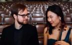 Festival de Musique Classique de Bardou. Eunsley Park et Maksim Štšura, duo violon et piano. Jeudi 20 août à 20h30