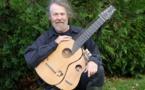 Festival de Musique Classique de Bardou. James Kline, guitare-harpe, samedi 5/9 à 20h30