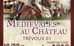 Les Rives du Temps, Les Médiévales de Trévoux (01), 19 et 20/9/20