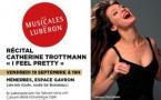 "Musicales en Luberon. récital ""I feel Pretty"" avec Catherine Trottmann et Maciej Pikulski le 18/9/20"