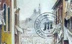 Marseille 1905-1944. Textes de Michel Allione et peintures de Yann Letestu