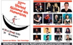 Festival National des Humoristes de Tournon-sur-Rhône / Tain l'Hermitage : Le Bouffon 2020 masqué... mais vivant