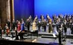 A l'Opéra de Marseille La Dame de Pique joue et gagne dans un pari fou, pour une histoire de fou...