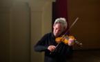 Actualités du violoniste David Grimal