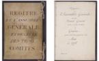 Genève. Espace de consultation et catalogue en ligne des archives de la Société des Arts