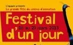 Le Festival d'un Jour, 19e édition du 18 au 23 mars 2013 dans 12 communes de la Drôme et de l'Ardèche