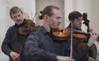 Lyon, musée des Beaux-Arts : Carte blanche au quatuor Debussy dans l'exposition Picasso. Baigneuses et baigneurs