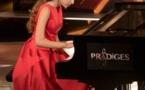 La Ville de Nice soutient Stella Almondo, élève au Conservatoire de Nice, finaliste de l'émission « Prodiges » sur France 2 ce mardi 8 décembre