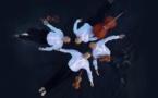 Lyon, le 7 décembre 2020. Tribune du Quatuor Debussy