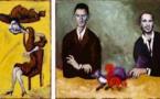 Paris, Galerie Templon : Gérard Garouste – Marc-Alain Ouaknin, «Correspondances», exposition du 25 mars au 19 juin 2021