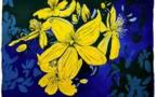 Pont-en-Royans, La Halle : « Le pouvoir des fleurs », Lucy Watts, exposition du 13 mars au 29 mai 2021