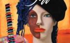 Drôme provençale, festival Parfum de jazz 2021, l'affiche signée Bruno Théry