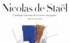 Nicolas de Staël. Catalogue raisonné des œuvres sur papier. Etabli par Françoise de Staël
