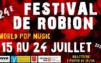 Festival de Robion, un retour très attendu ! 15 au 24 juillet 2021