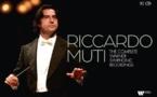 Warner Classics rend hommage à Riccardo Muti