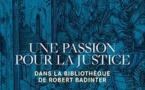 Paris, BnF I Arsenal, exposition Une passion pour la justice. Dans la bibliothèque de Robert Badinter. 14 septembre au 12 décembre 2021