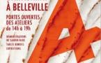 Les Journées de l'Artisanat de Belleville, les 9 & 10 octobre 2021