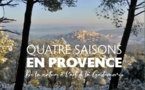 Quatre saisons en Provence. Texte de Frédéric Sailer, Photographies de Camille Moirenc. Editions Marc Cres