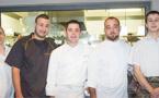 Côté Mas (Hérault) inaugure sa 4e ambiance culinaire. Imaginé par Jean-Claude Mas