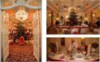 Un Noël en famille à l'hôtel Hermitage Monte-Carlo