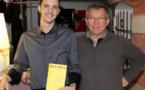 Charles Dubuisson, 22 ans, Chef du restaurant La Tour Maline décroche la Toque du guide Gault et Millau plus la confirmation au Michelin 2015