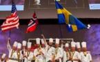 La Norvège a remporté la 15e édition du Bocuse d'Or