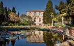 """L'abbaye Saint-André de Villeneuve-lès-Avignon réouvre le 1er mars 2015 son """"Jardin Remarquable"""" face à Avignon"""