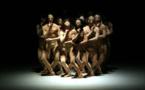 Le Corps du Ballet,  d'Emio Greco et Pieter Scholten, version intégrale, le BNM à la Criée, Marseille, les 14 et 15 mars 2015. Par Philippe Oualid