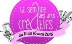 La Semaine des Arts Créatifs 2015, du 11 au 16 mai, rendez-vous partout en France !